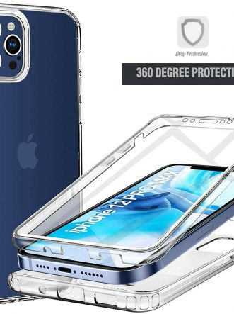 Full Body Slim 360 Gel Protective Phone Cover