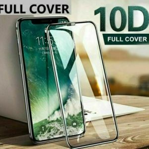10D FULL COVER Tempered Glass Screen Protector