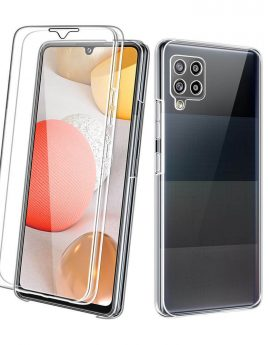 360° Full Body Shockproof Case For Samsung Galaxy A02S A12 A32 A42 A52 5G